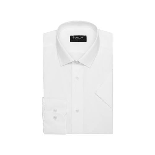 Koszula Tailored textured white