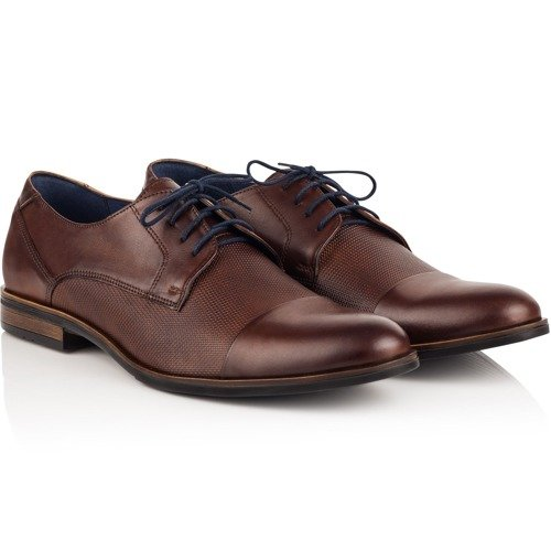 Buty 432 Structure Brown