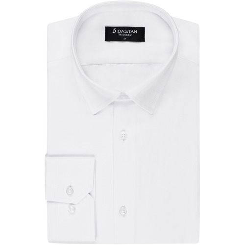 Koszula Tailored Oxford White